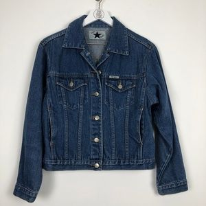 Star Blue Vintage Jean Jacket